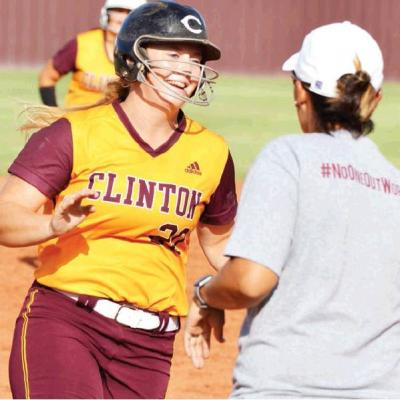 CHS leans on joyful starter Whitney