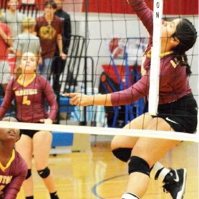 Acosta's work leads to solid CHS volleyball career