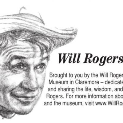 Will Rogers Say