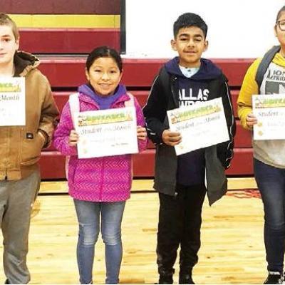 Southwest students rewarded