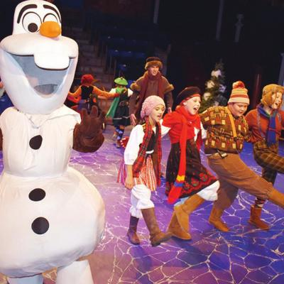 'Frozen Jr.' Review: Production features delightful new songs