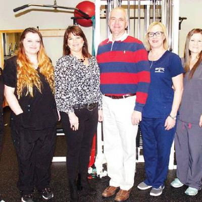 Patients get 'hands-on' care