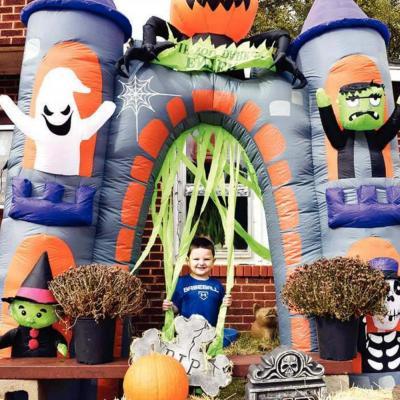 Spooky festivity