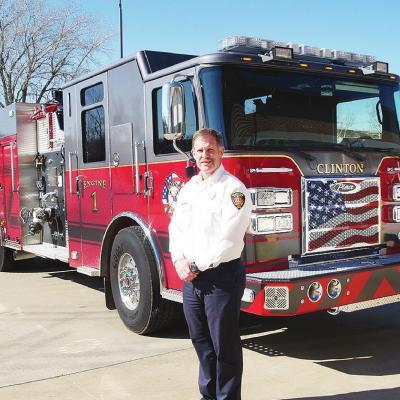 New $600,000 fire truck arrives