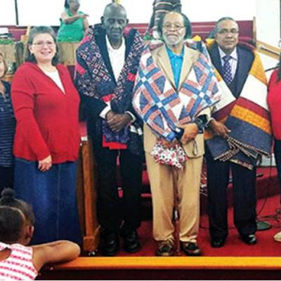 Veterans at Bethany Baptist Church honored with quilts