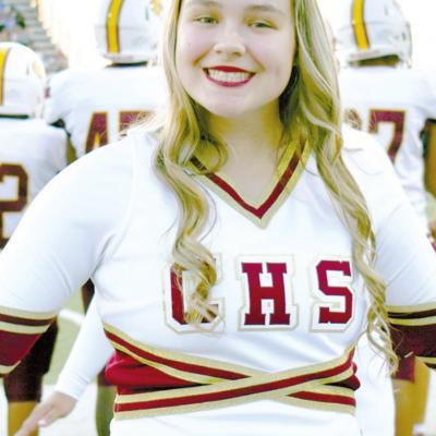 CHS Cheerleader