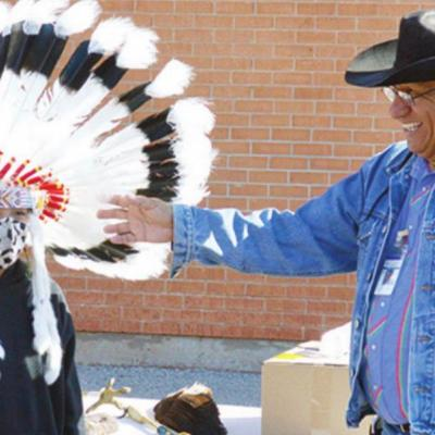 C&A Tribes promote Native American awareness at schools