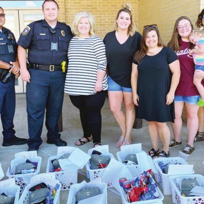JSL gives back to PD