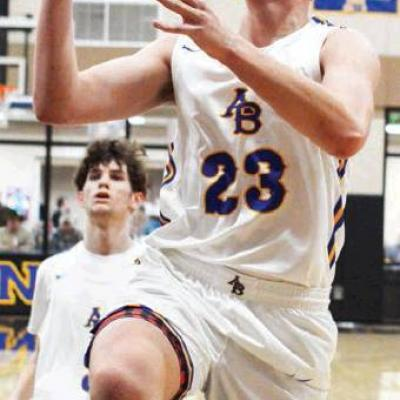 Edelen's 30-point game helps A-B beat rival