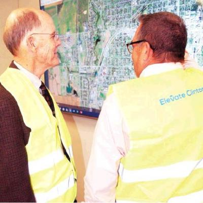 Elevate Clinton cleanup set for Saturday