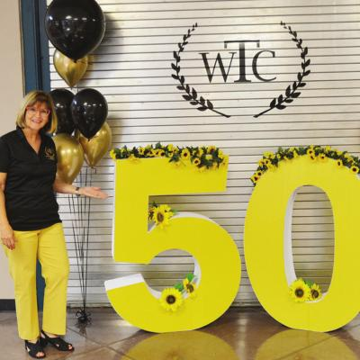 WTC reaches its 50 th year