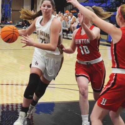 Lady Indians pick up another milestone victory