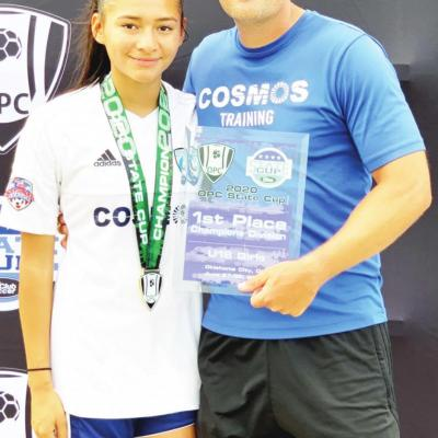 Gonzales wins seventh state crown