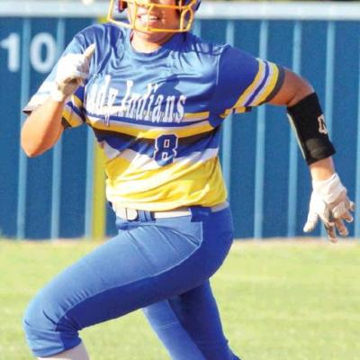 A-B ends season in district title