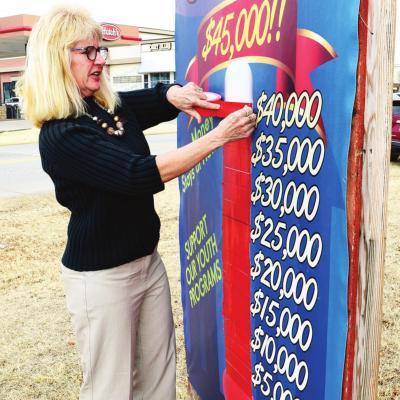 Trust donates $19,000 to United Fund