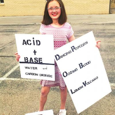 Students show off their smarts, skills during contest