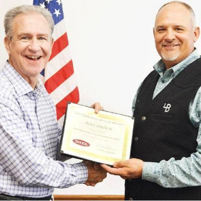 SWODA honorees are recognized for their efforts