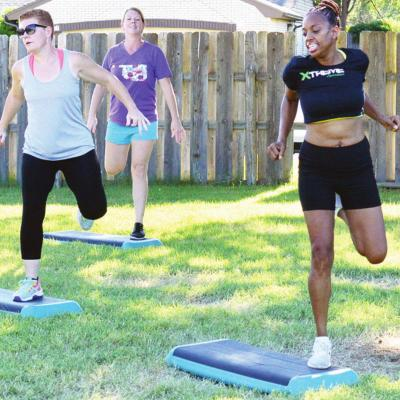 City offering fitness courses for children, adults