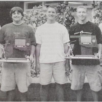 Throwback: CHS golf wins state