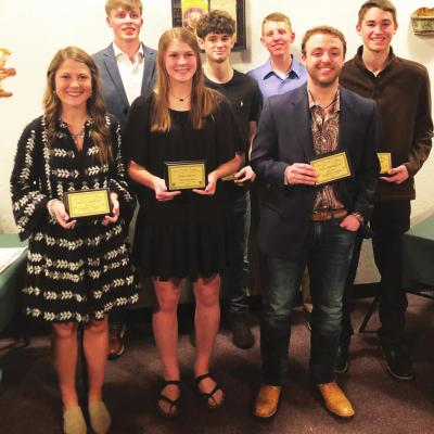 Seven make all-conference for A-B