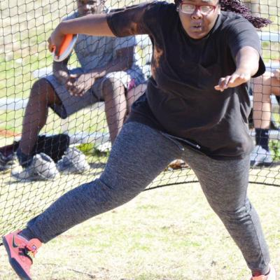 Clinton track gets ready for final stretch