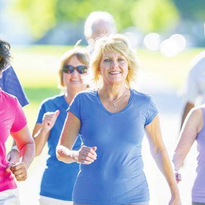 Physical activity helps women reduce cancer risk