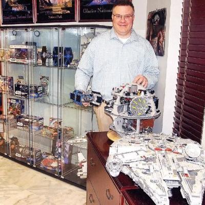 WPLS' Miller combines two favorite hobbies