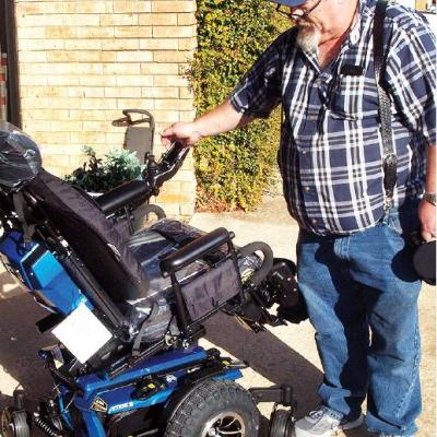 Medical equipment offers mobility