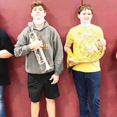 All-Region Honor Band