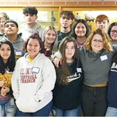 Science students learn about physics, engineering careers