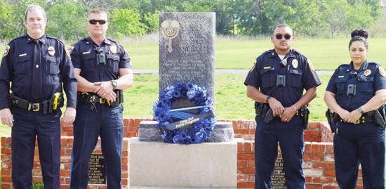 CPD holds first memorial service
