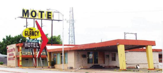 Glancy Motel sale in works