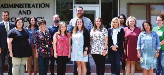 Clinton Public Schools adds 15 new teachers