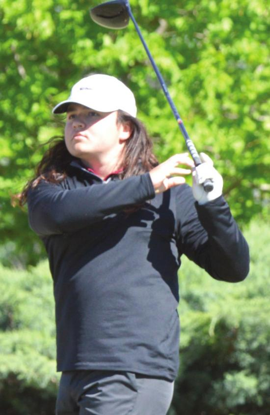 CHS golf completes busy