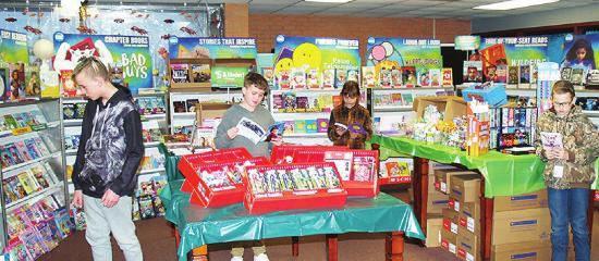 WES Book Fair open through Friday