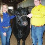 Junior Livestock Show opens Sunday