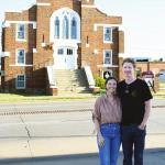 Couple invests in church building
