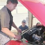 CHS students gain practical skills through internships
