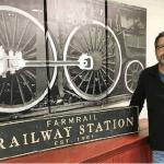 Farmrail fusing history, modern touches at new office